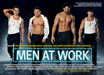 magic mike ew 5 e1337311154677 WorldView: Magic Mike Official Trailer