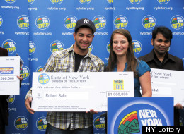 WorldView: 18-Year-Old Robert Salo Brooklyn High School Student Wins $1,000 A Week For Life