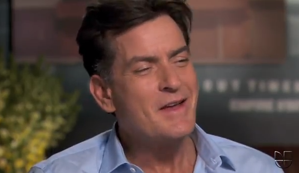 "Video: Charlie Sheen: ""I don't wake up feeling Latino. I'm a White guy in America"""