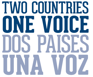 Two Countries One Voice
