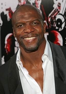 The Expendables 2: A chat with action star Terry Crews