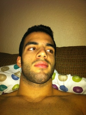 danell 2 U.S. Gymnast Danell Leyva Leaked iPhone Photos (Almost NSFW)