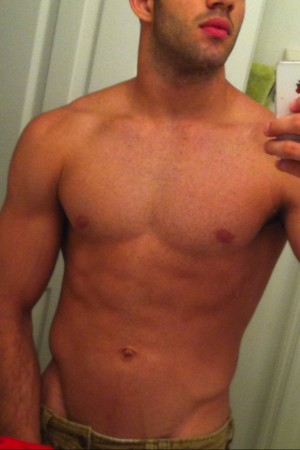 danell 4 U.S. Gymnast Danell Leyva Leaked iPhone Photos (Almost NSFW)