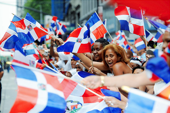 NY Dominican Day Parade