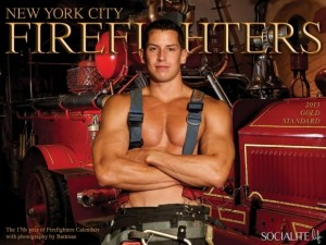 nyc firefighters 2013 calendar photos 08152012 02 580x435 WorldView: NYCs Firefighters Get The Fire Started For A Good Cause