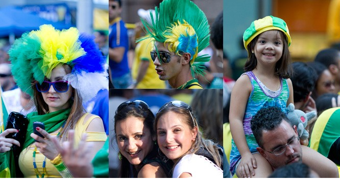 Brazilian Day New York 2012