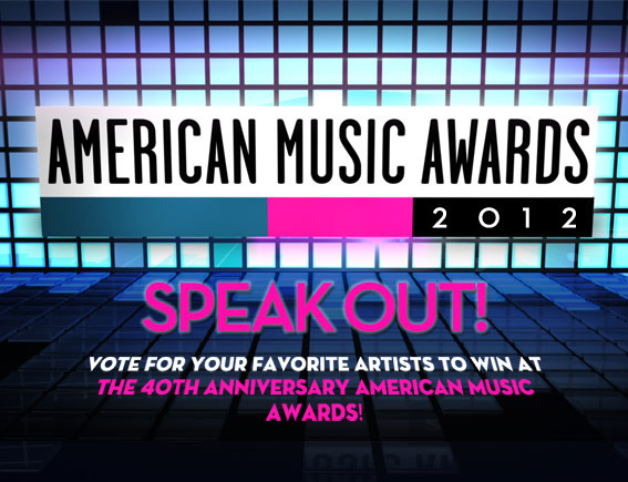 American Music Awards Who Are You Voting For?