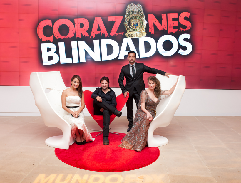 "MundoFox Announces New Original Drama Series ""Corazones Blindados"""