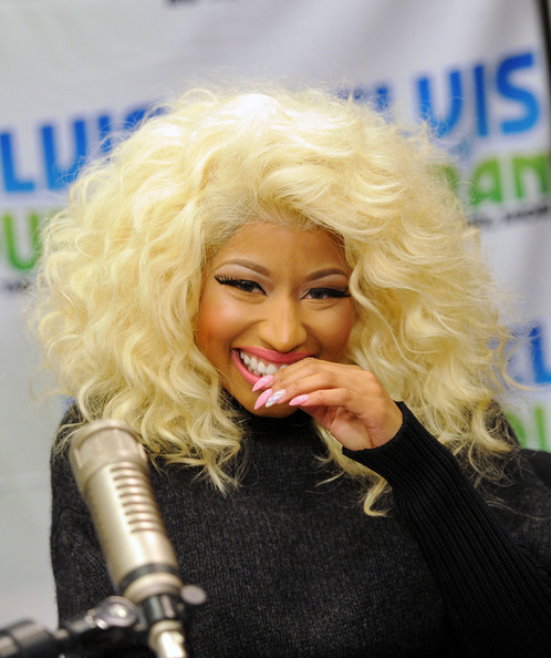 Nicki+Minaj+Visits+Elvis+Duran+Z100+Morning+rLmiLf3GUNWl