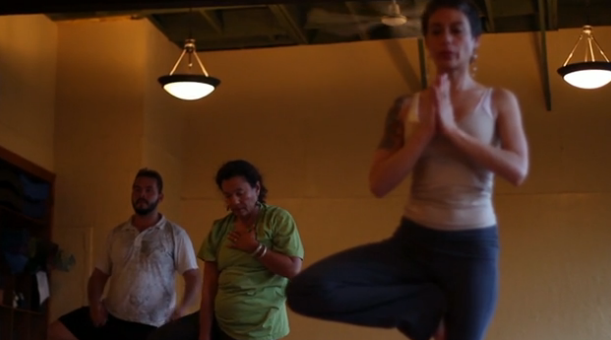 Yoga in Spanish Mission Loc WorldView: Yoga in Spanish in San Franciscos Mission District