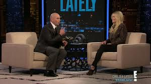 WorldView: Pitbull On Chelsea Lately (Interview)