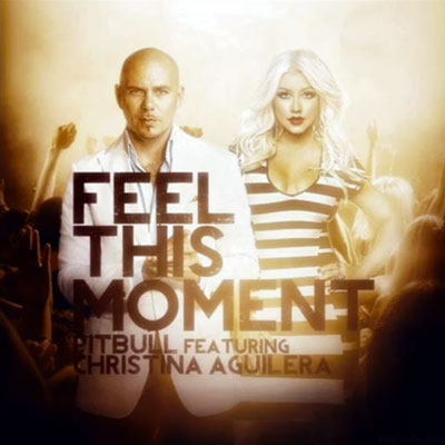 pitbull-christina-aguilera-feel-this-moment