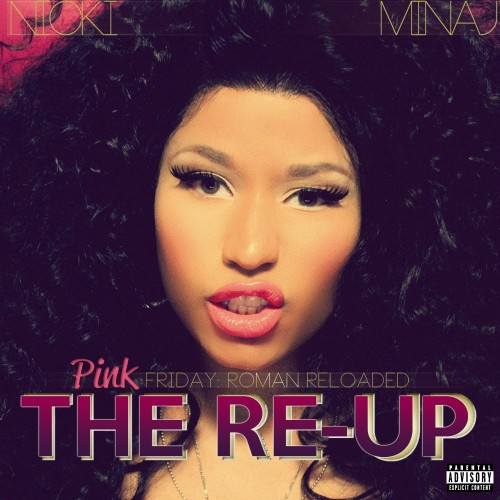 Nicki Minaj Pink Friday: Roman Reloaded – The Re-Up Album Snippets