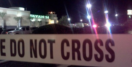 Mayan Movie Theater Shooting San Antonio