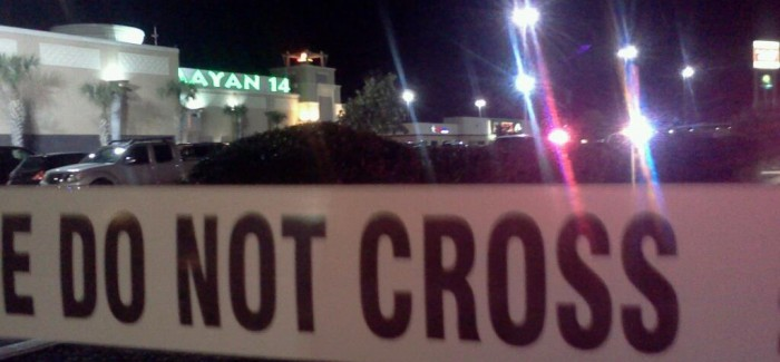San Antonio Police Investigate Movie Theater Shooting