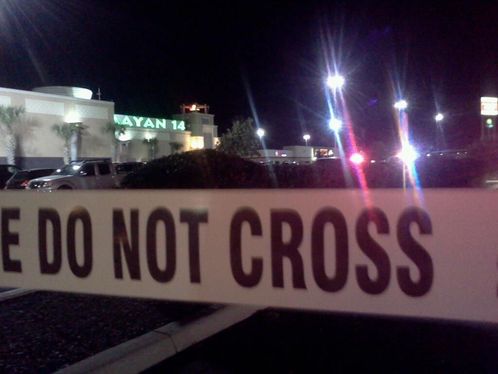 A Slu0vCUAAZSUR San Antonio Police Investigate Movie Theater Shooting