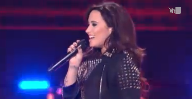 WorldView: Demi Lovato VH1 Divas 2012 'Give Your Heart a Break'