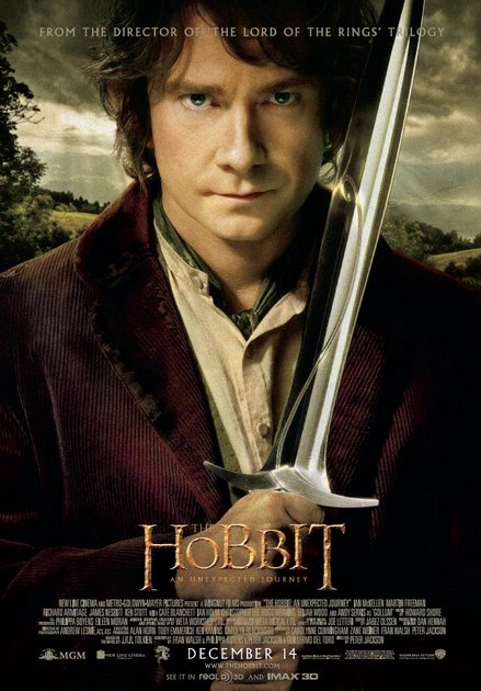 The Hobbit Dos Lives Giveaway: The Hobbit: An Unexpected Journey Tix and Swag