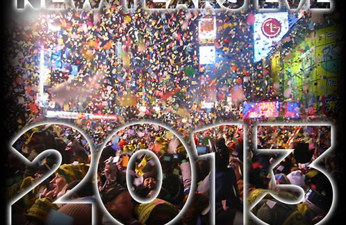 WorldView: Livestream New Year's from Times Square