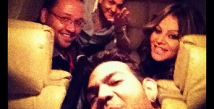 Jenni Rivera Instagram photo night of crash