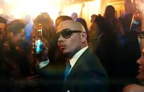 pitbull bud light