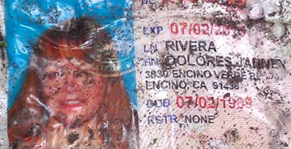 Jenni Rivera License