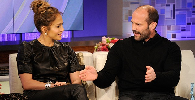 WorldView: JLO Talks Life and New Movie 'Parker' with Katie Couric