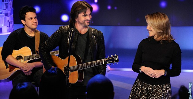 WorldView: Juanes Sits Down with Katie Couric