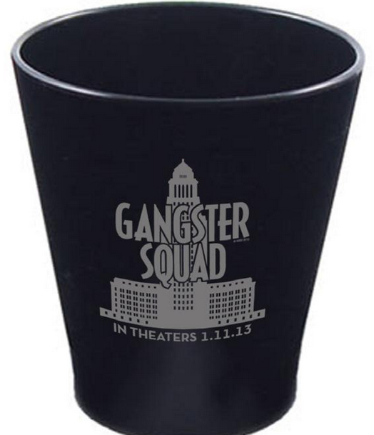 Gangster Squad Cup