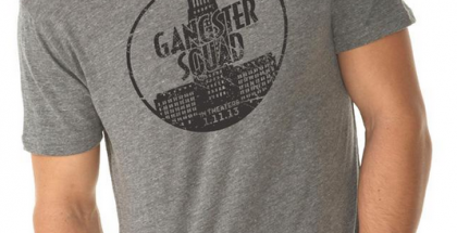 Gangster Squad Shirt