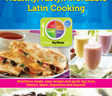 Goya Releases Free Cookbook in Collaboration with the First Lady's LetsMove Initiative