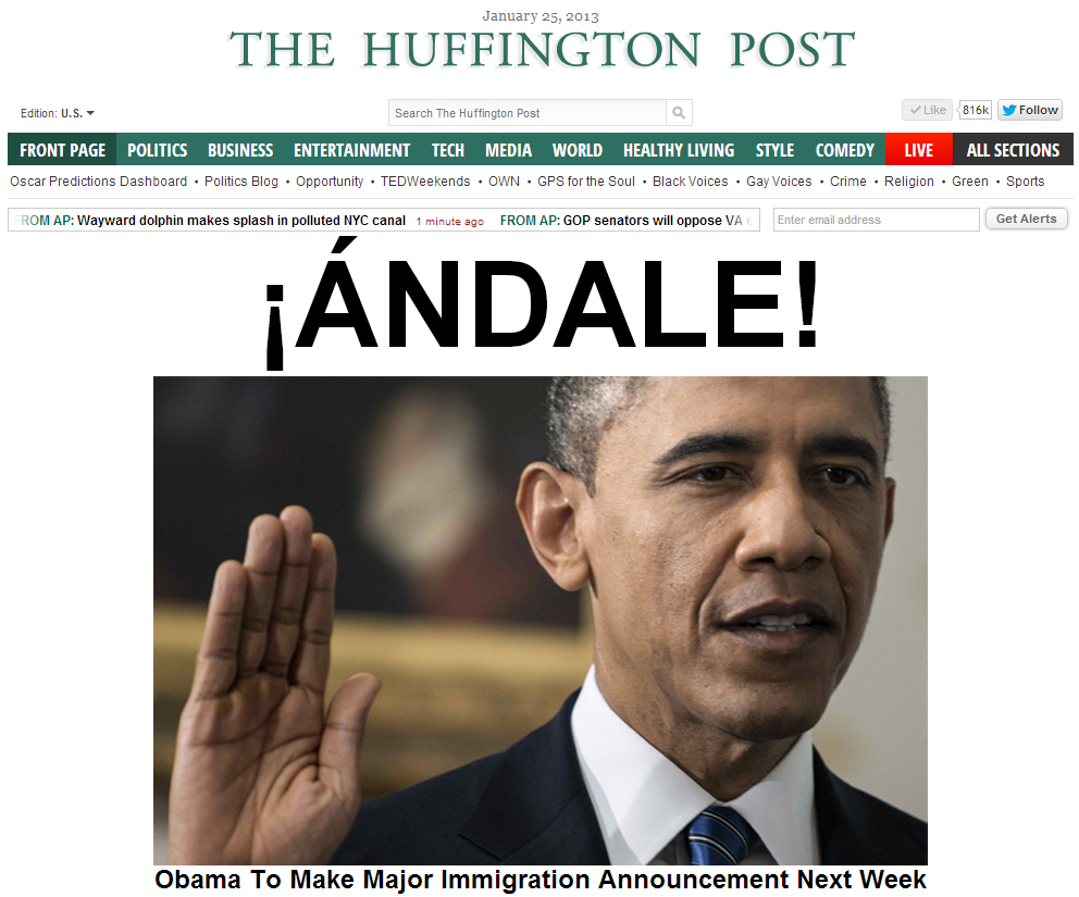 Huffington Post Andale