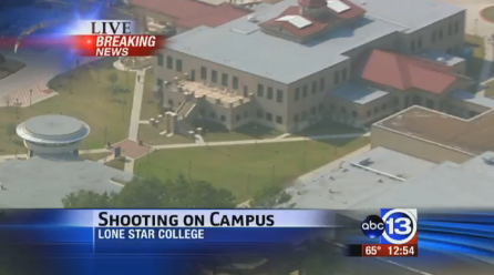 Multiple People Shot at Lone Star College in north Houston