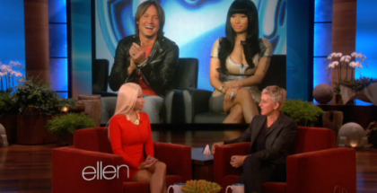 Nicki Minaj on Her Feud with Mariah Carey EllenTV.com
