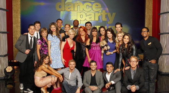 Dancing With The Stars 2013 Cast Revealed