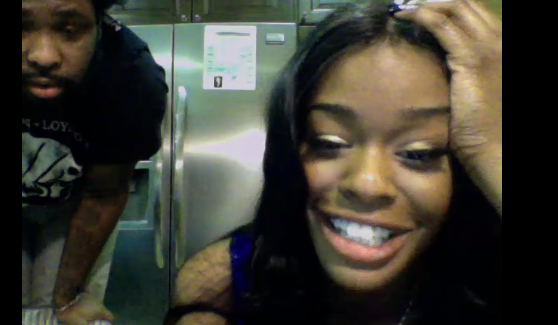 Azealia Banks Leaks Snippet Of 'Red Flame' From Lady Gaga's New Album ARTPOP