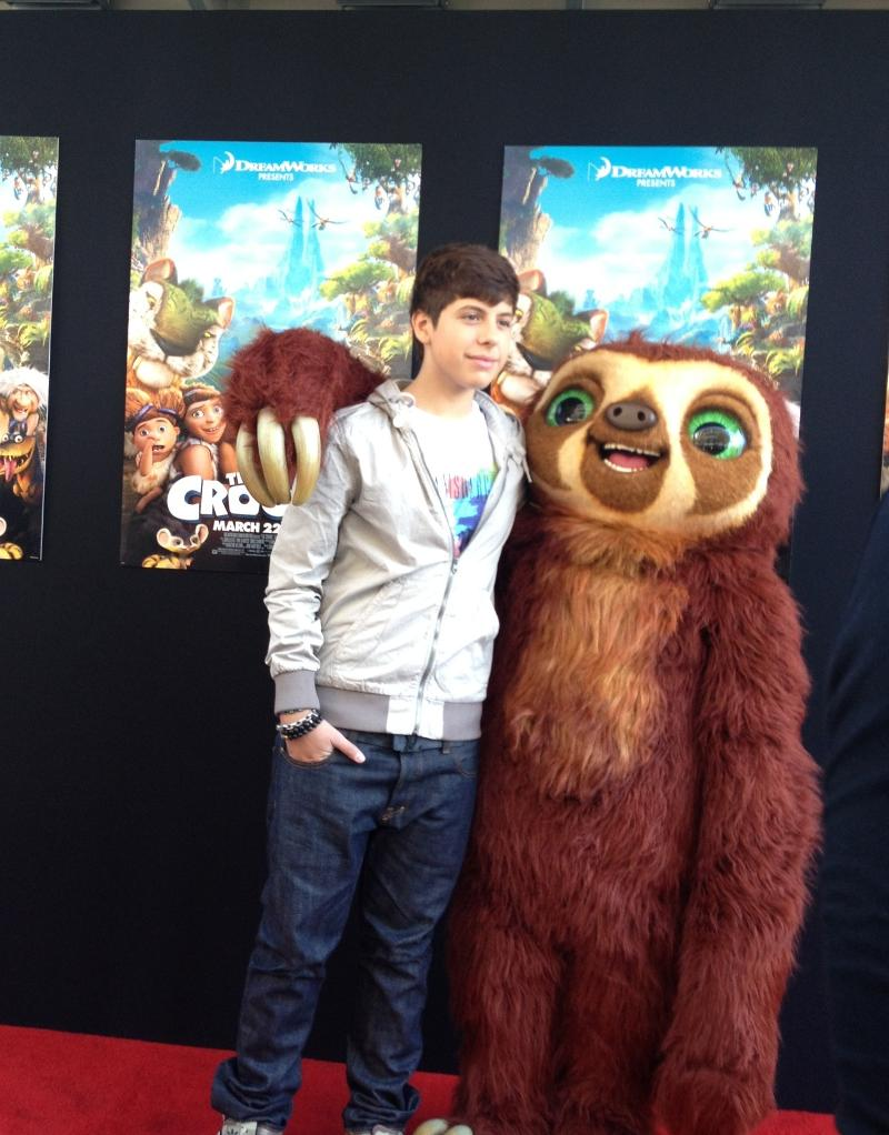 Matt Hunter The Croods