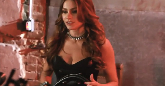 "Sofia Vergara is ""Desdemona"" in Machete Kills Promo Poster"