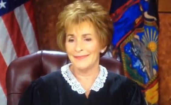 Judge Judy brushed teeth seven times_1
