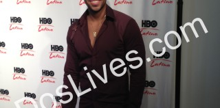 On the Red Carpet with Romeo Santos for his HBO Latino Premiere
