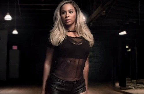 Beyonce Release's Five Second Tease Video For Announcement