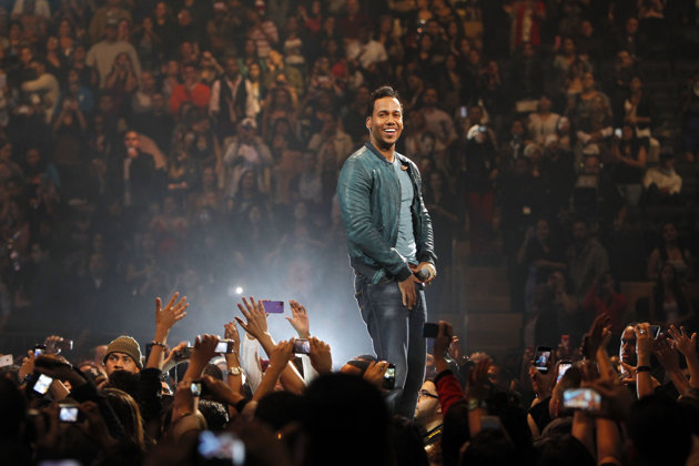 WorldView: Romeo Santos 'The King Stays King' Trailer (HBO ...