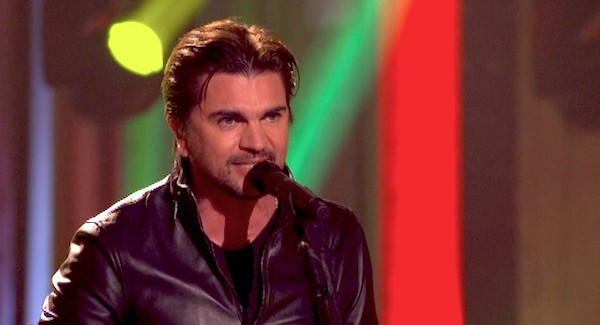 WorldView: Juanes Performs On Dancing With The Stars (Week 7 Latin Night)