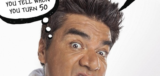 "George Lopez Releases New Book ""I'm Not Gonna Lie: And Other Lies You Tell When You Turn 50″"