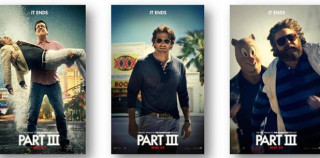 "Dos Lives Giveaway: The Hangover Part III ""Wolf Pack Kit"""