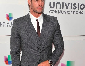 William Levy Univision Upfront