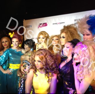 Rupaul's Drag Race Season 5 Final Party At XL Night Club NYC