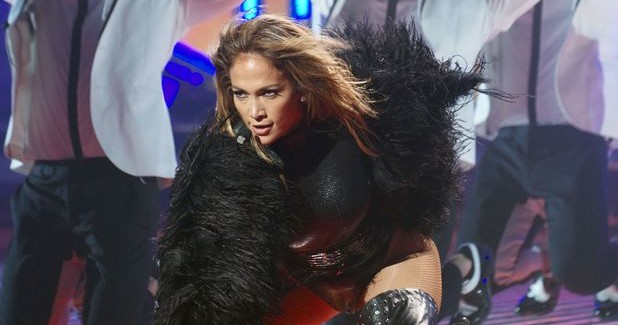 WorldView: Jennifer Lopez Performs 'Live It Up' On Britain's Got Talent