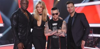 WorldView: Ricky Martin And The Coaches Perform Living La Vida Loca On The Voice Australia