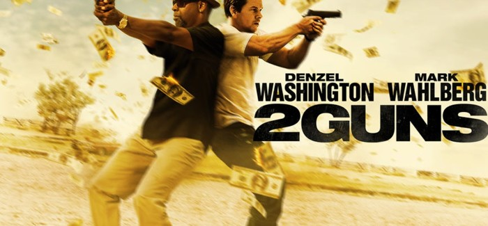 Dos Lives Invites You to 2 Guns Advanced Screenings